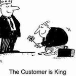 Customer Is King, But Is He God?